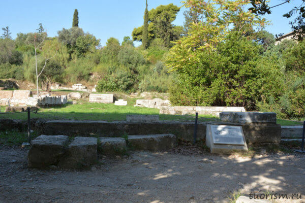булефтерион, агора, Афины, буле, bouleuterion, agora, Athens, sightseeing