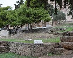 Хорегический монумент Никия на Акрополе