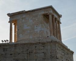 Храм Ники Бескрылой