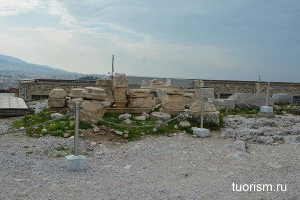 Святилище Пандиона, Sanctuary of Pandion