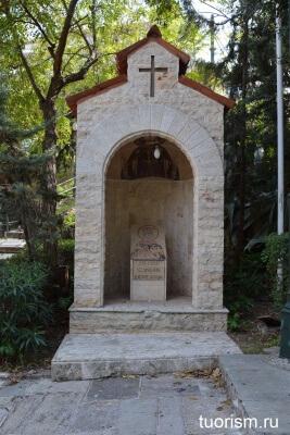 Часовня Святой Елены, Афины