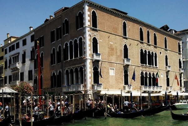 Палаццо Гритти, достопримечательность Венеции