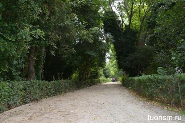 Главный парк Афин, Национальный парк