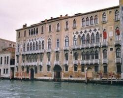 Палаццо Джустиниан, достопримечательность венеции