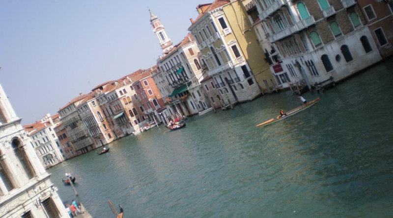 Венеция, Большой канал, сентябрь