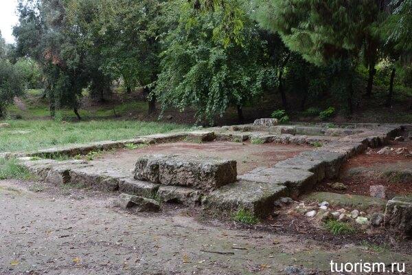 Священная роща Академа, Афины