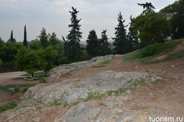 Камни Ареопага