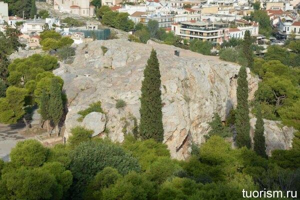 Афинский Ареопаг, Areopagus Hill
