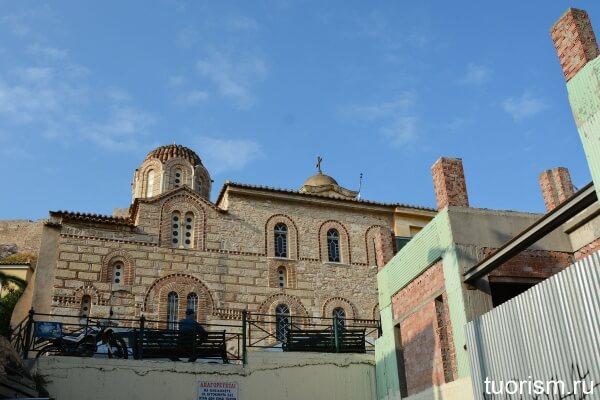 Церковь Святого Николая Рангава, Agios Nicholas Rangavas Church