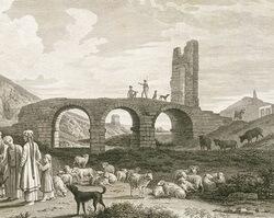 Мост через реку Илиссос