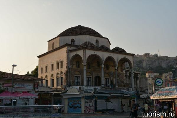 Мечеть Цисдараки и храм Ники, Tzisdarakis Mosque