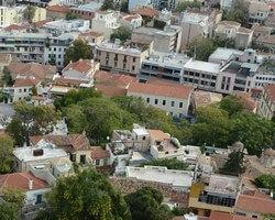 Район Плака, Афины