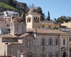 Церковь Святого Николая, Афины, Плака