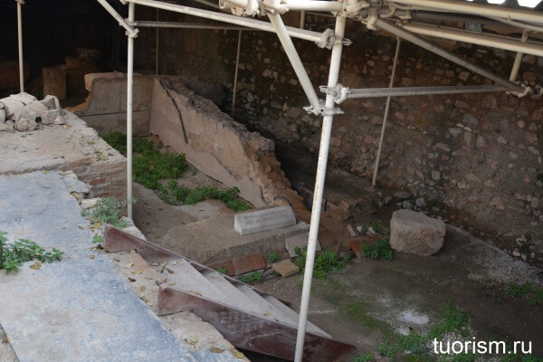 Дома позднего эллинистического периода