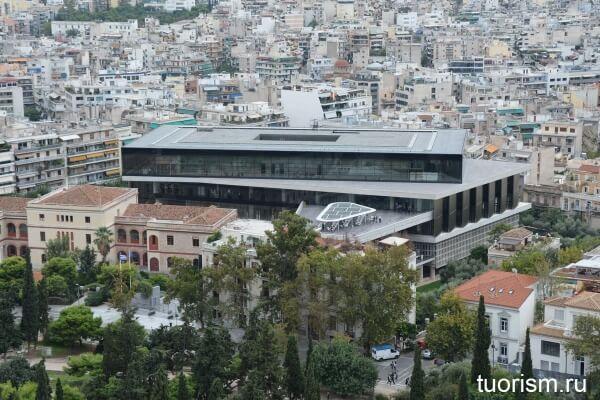 Музей афинского Акрополя