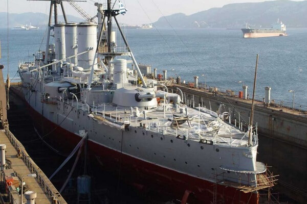 Крейсер Авероф, Авероф, Афины, музей, корабль, достопримечательность