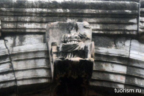 замковый камень, богиня Рома, арка Януса, Рим