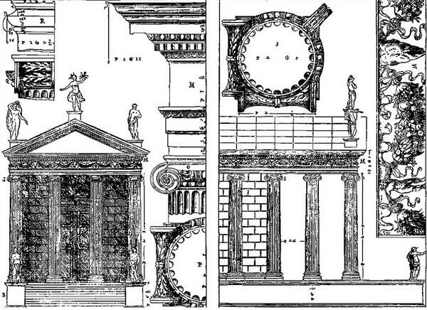 храм портуна в риме, античный храм