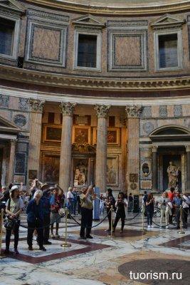 Виртуози, Пантеон, внутри, интерьер, что посмотреть