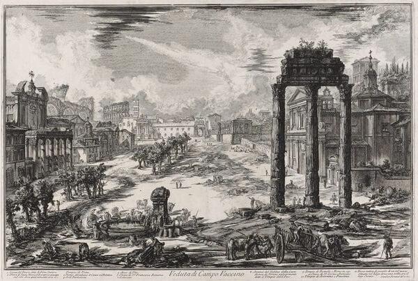храм Кастора и Поллукса, рим