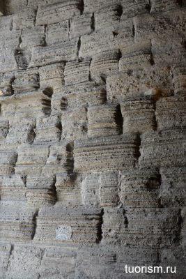 Opus quadratum, опус квадратум, древнеримская кладка, кладка стен, Древний Рим, Табуларий