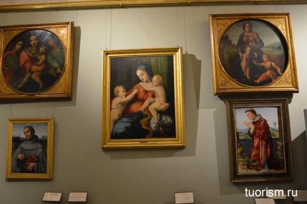 картины, зал Славы, галерея Боргезе, Hall of Fame, Borghese gallery