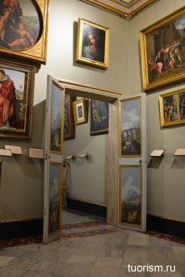 зал Славы, галерея Боргезе, Рим, достопримечательность, внутри, что посмотреть
