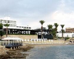 пляж, пляж Аликес, Кипр, Пафос, западное побережье