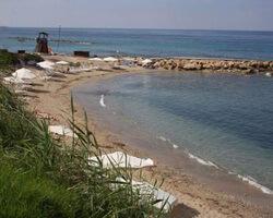 пляж, Врисудия 2, Кипр, запад Кипра, Пафос
