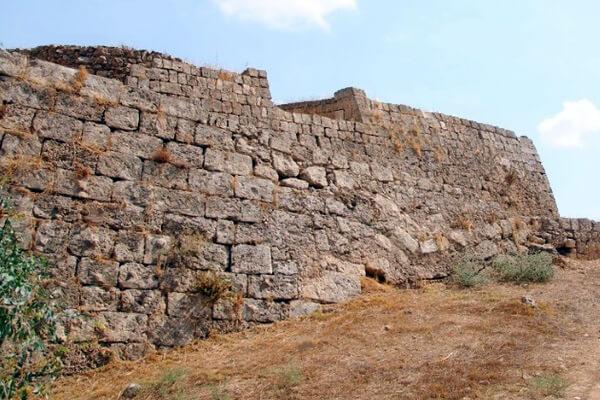 стены Фамагусты, достопримечательность, что посмотреть, городские стены, венецианцы