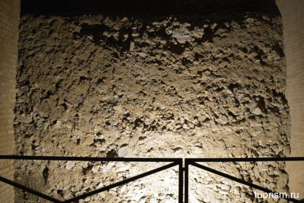 земля, комната, врхеология, раскопки, Золотой Дом, Рим, Domus Aurea