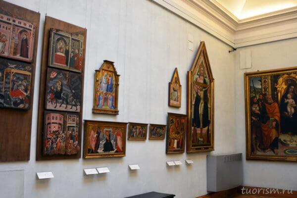Маэстро ди Кампли, панели, детстви Иисуса, картины, Childhood of Christ, Maestro di Campli, pinacoteca, Capitoline museums