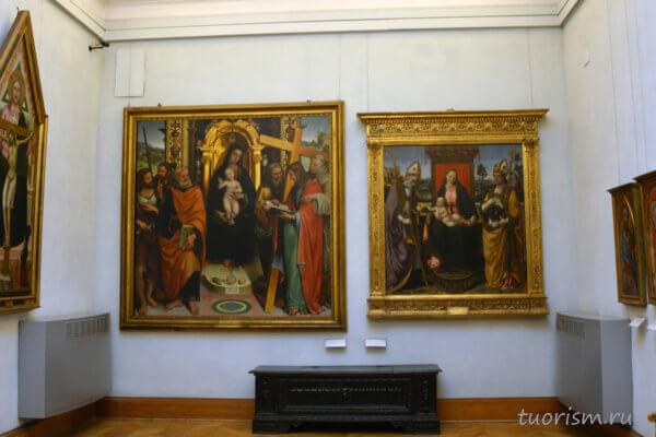мадонна, Богородица, картина, Макрино д'Альба, Агостино Марти, Agostino Marti, Macrino d'Alba, picture, Capitoline museums