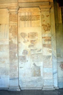 Консульские фасты, триумфальные фасты, Капитолийские музеи, фасты, записи, Consular Fasti, Triumphal Fasti, Capitoline museums, Rome
