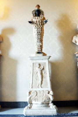 Капитолийские музеи, Диана Эфесская, мать-природа, Рим, многогрудая, скульптура, Diana of Ephesus, Capitoline museums