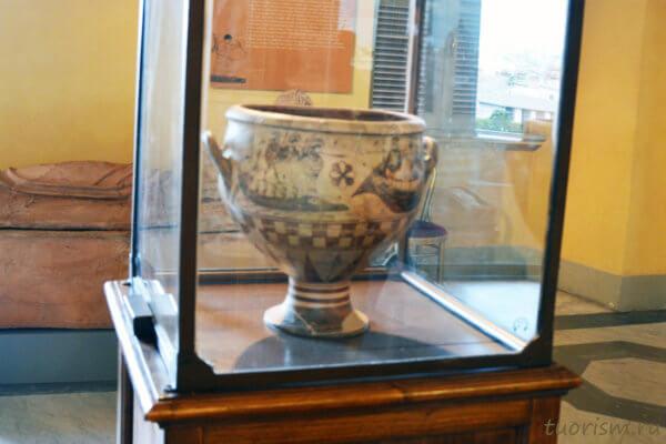 кратер, гончар Аристонот, Кратер Аристонота, Капитолийские музеи, Aristonothos vase, Capitoline museums