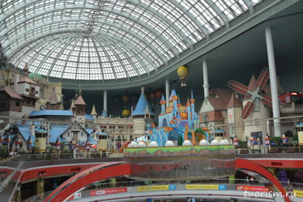 Lotte world, мир Лотте, Сеул, парк развлечений, Seoul, amusement park