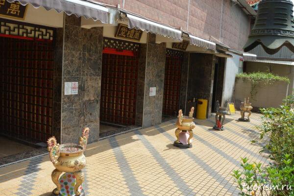 колумбарий, буддизм, захоронения
