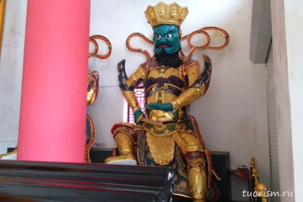 охранники императора, зелёный охранник, Буддизм, зеленый мижик, Азия