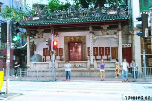 храм Хун Син, Гонконг, достопримечательность